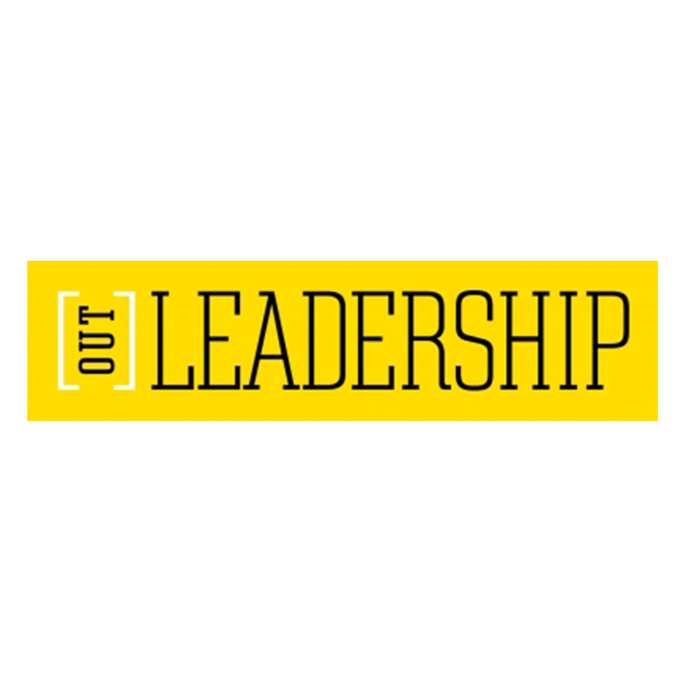 Out Leadership Logo